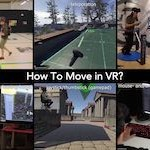 VR Locomotion Interfaces Survey: How to Move in VR?