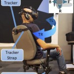 Leaning-based interfaces improve ground-based VR locomotion